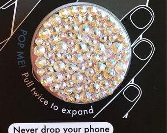 Customized Swarovski Crystal Popsocket (LIMITED EDITION)