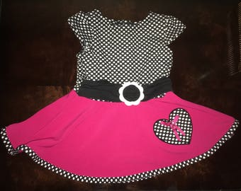 Baby girl Dress size 12 month