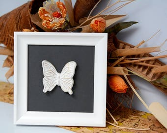 Butterfly wall decor/ wall butterfly/ butterfly art/ wall gift/ love sign wall hanging/ butterfly wall art/ wedding wall art/ wall decor
