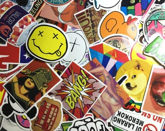 Sticker Bomb Sticker Pack 2 | Sticker Bomb | Sticker Pack |