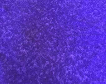Purple tie dye quilting cotton 100in wide free shipping