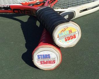 Tennis Spinners // Tennis Vinyl Decal Gift