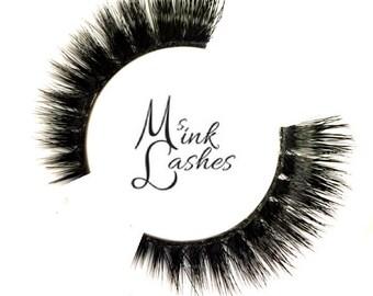 Dallas Mink Lashes - Mink False Eyelashes Dallas