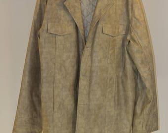 SMOG leather jacket