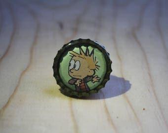Calvin and Hobbes pin 2