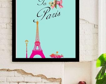 I'm Travelling to Paris