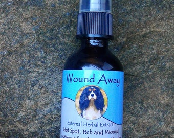 Herbal Wound Care for Pets