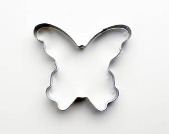 Butterfly Animal Cookie Cutter- Fondant Biscuit Mold - Pastry Baking Tool Set