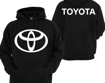 Toyota Pullover Hoodie