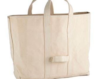 Firewood tote   Etsy