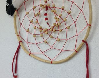 Willow and Sinew Dream Catcher