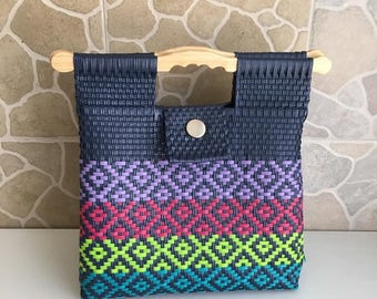 Mexican handmade bag handmade