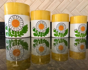 Creative Imports Daisy Nesting Canisters