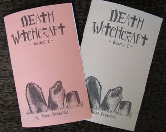 Death Witchcraft: Volume 1 Zine