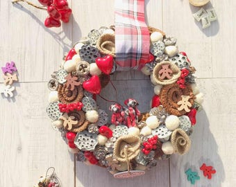 Wreath, Home decoration