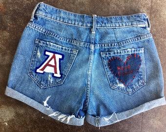 University of arizona shorts