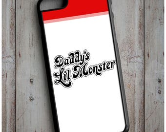 Doctor Harley Quinn Supervillain DC Comics - Daddys lil Monster Case Cove for any iPhone