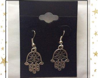 Hands of Fatima earrings