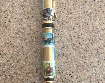 Aquaman pen
