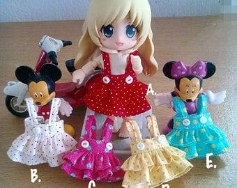 Polka dot Mini Dress Hanger  fit for Cu-Poche
