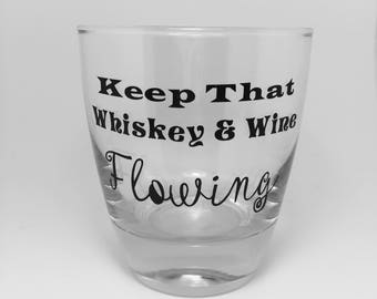 311 band inspired whiskey glass, 311, 311 band, whiskey glass, whiskey and wine,