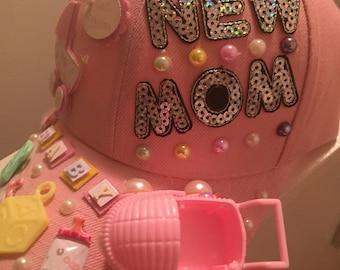 New Mom Hat
