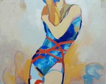 Figure 6 oil painting