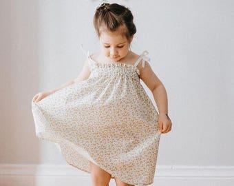 The dress C - Nina, liberty dress