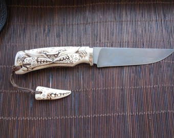 Knife, handmade