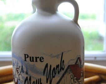 Maple Syrup- Half Gallon