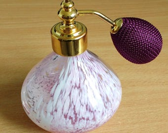 Caithness Glass Allegro - Sally perfume spray bottle