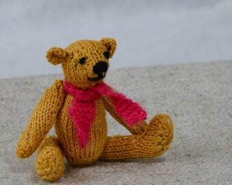 miniature teddy