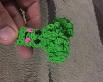 Rainbow Loom Broccoli