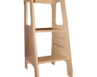 Learning Tower-Learning tower-Montessori Stool