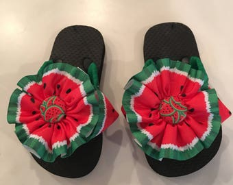 Little girl sandals size 7