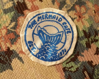 Mermaid Cafe Patch