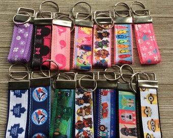 Kids Key Fob Mini - Backpack Zipper Pull - Zipper Pull