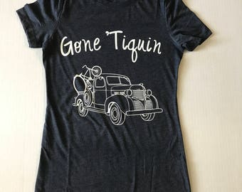 Gone 'Tiquin T-shirt
