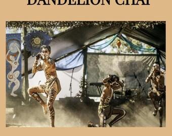 DANDELION CHAI TEA