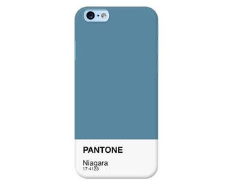 Pantone NY Spring Collection 2017 | Niagara Custom Phone Case for iPhone, Google Pixel, Samsung Galaxy and more