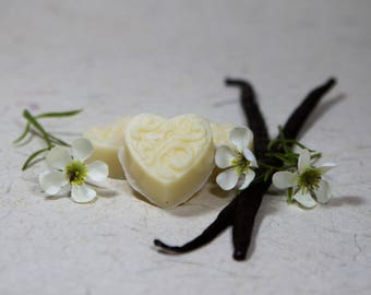 Candle Wax Melts - Vanilla Chai, Rose, Tropical Paradise, or Frankincense & Myrrh - 6 per bag