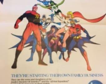 Infiniti Inc Poster