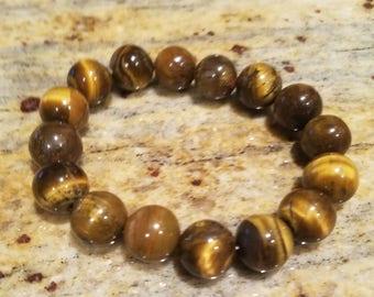 Real Tiger Eye Bracelet
