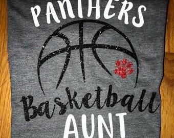 Custom basketball shirt