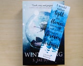 Wintersong bookmark