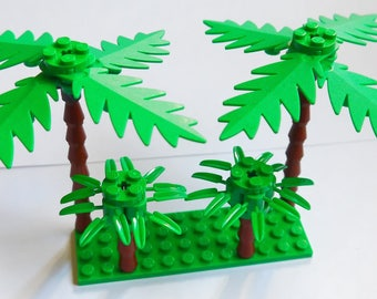 Lego Palm Tree - Pack of Four -