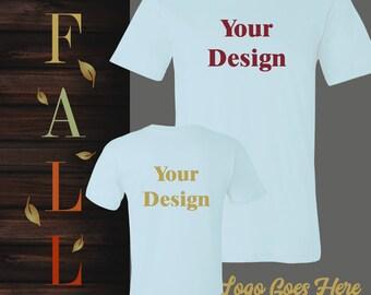 T-Shirt Mockup, Mockup, JPG, Bella Mockups, Tshirt, Apparel Mockup, Mock-up, Mockups,T-shirt Template, Instant Download, Fall, Unisex