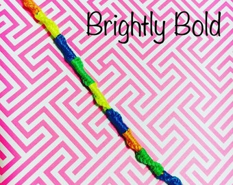 Spiral Knot Friendship Bracelet