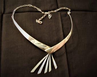 Contemporary Native SS colar
