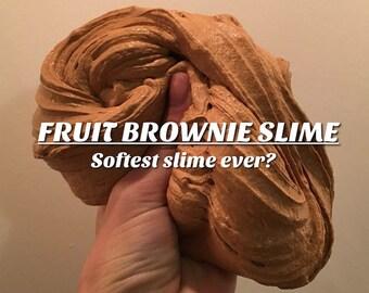 Fruit Brownie Slime!